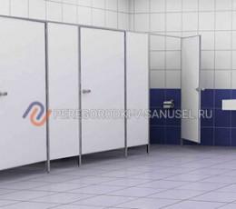 Системы сантехнических перегородок