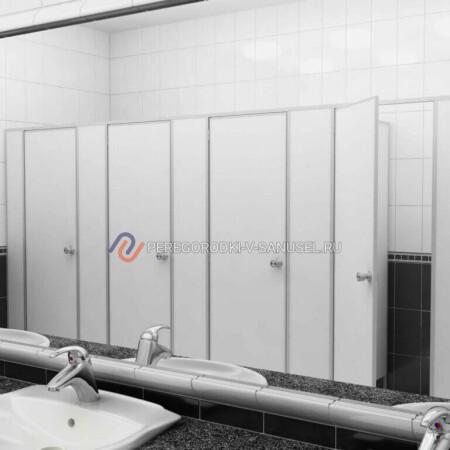 Туалетные перегородки HPL