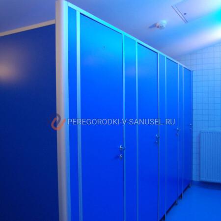 Сантехнические перегородки «Бизнес»: доставка в Новосибирске │ Сантехнические перегородки