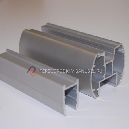 Алюминиевый профиль 12мм: доставка в Краснодаре │ Сантехнические перегородки
